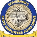 Governor's State Employee Food Drive logo