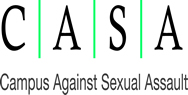 Logo - CASA Campus Against Sexual Assault