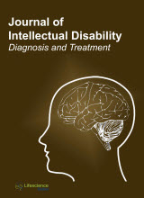 The cover of Journal of Intellectual Disability
