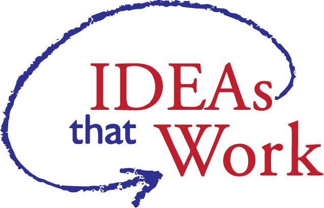 IDEAs that work logo