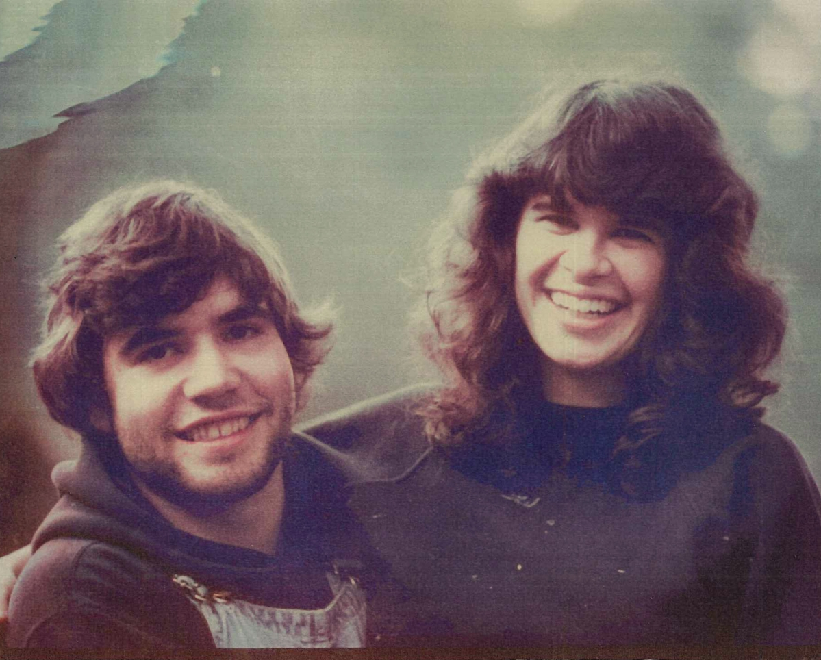 1980 - Tom and Kim Udell