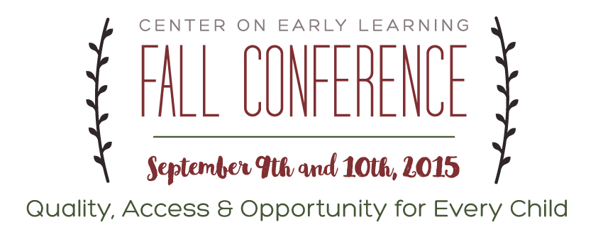 Fall Conference september 9 - 10