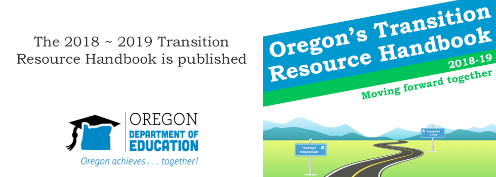 Transition Resource Handbook