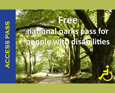 FREE National Parks Pass for People with Disabilities
